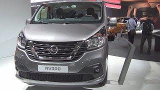 Nissan NV300 Premium dCi 145 Combi Van (2017) Exterior and Interior