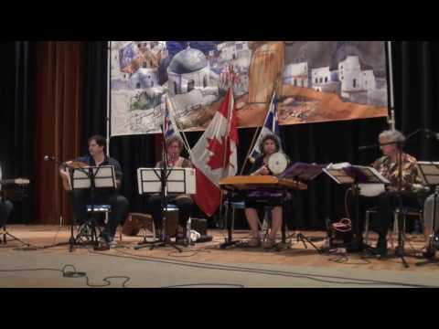Vancouver Greek Food Festival 2016 Musiki Parea