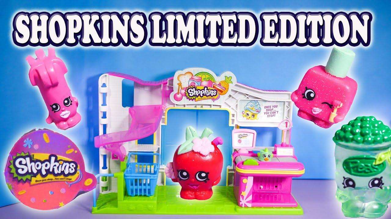 SHOPKINS Cupcake Queen Limited Edition Frozen Shopkins ...