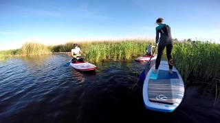 Mändjala Surfclub SUP trips in Saaremaa
