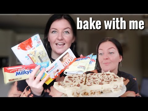white-chocolate-kinder-biscuit-cake---bake-with-me-//-in-the-kitchen-with-rebecca-👩🏻🍳