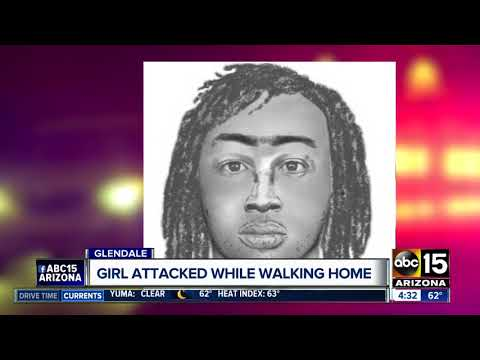 Police: Sexual assault suspect forces victim to ground in Glendale