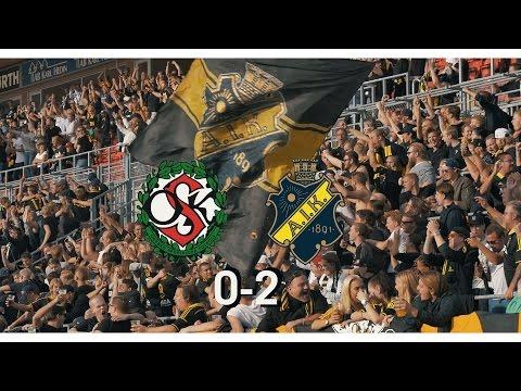 Örebro SK - AIK 0-2 (2016-08-21)