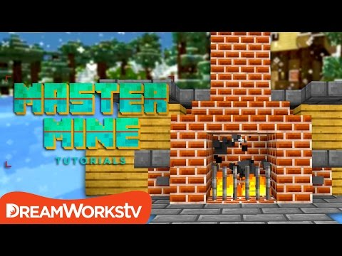 how-to-build-a-working-fireplace-that-turns-on-and-off-in-minecraft-|-master-mine-tutorials