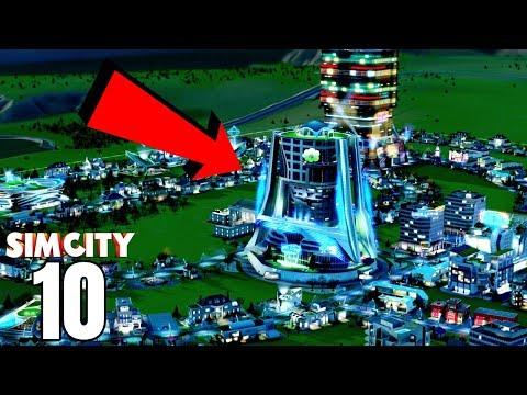 Elite Mega Tower! - Simcity Episodul 10