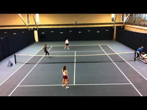 Blind Tennis: Womens Singles Final 2010