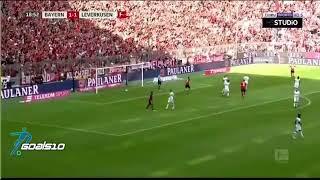 Bayern Munich vs Bayern Leverkusen - 2 a 1 - GOL DE ARJEN ROBBEN