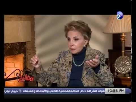 ليلى رستم تروى ما فعله عبدالناصر فى عمها الفنان زكى رستم