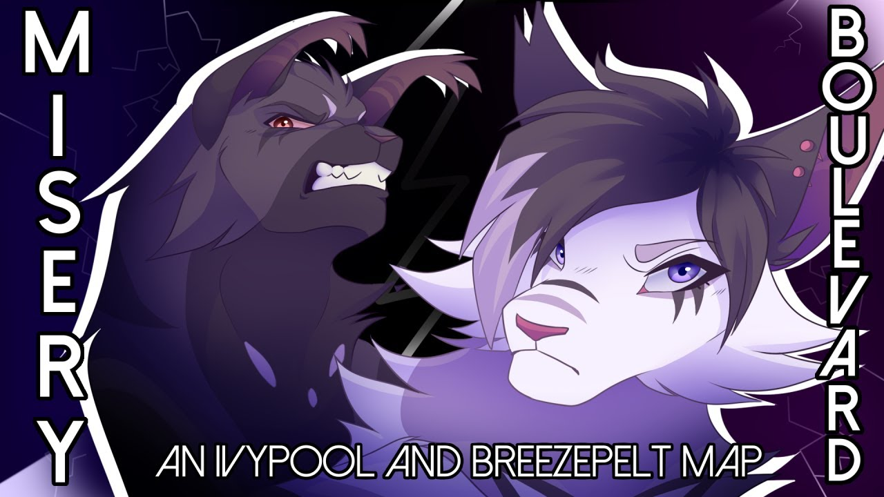 Misery Boulevard | Complete Ivypool & Breezepelt MAP