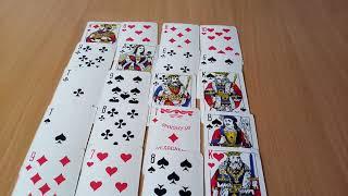 ♥КОРОЛЬ и ♣ДАМА, ОТНОШЕНИЯ, онлайн гадание на игральных картах, цыганский расклад на любовь