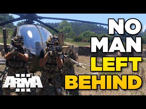 NO MAN LEFT BEHIND | Arma 3 Stratis EU2 [JSRS3 Dragonfyre + Blastcore Phoenix]