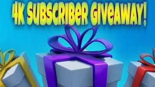 Fortnite ROAD TO 4K SUBSCRIBER GIVEaway! Vendredi soir Fortnite #Faze5
