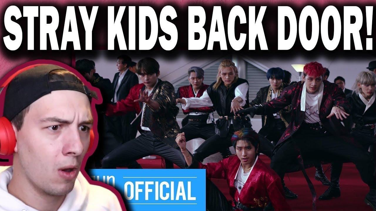 "Stray Kids ""Back Door"" M/V REACTION!"