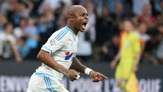 André Ayew, meilleur joueur africain de Ligue 1 - Prix Marc-Vivien Foé FRANCE 24 / RFI 2015