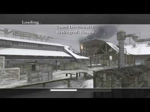 Call of Duty 2 TDM on Stalingrad - Sniper COD2 |