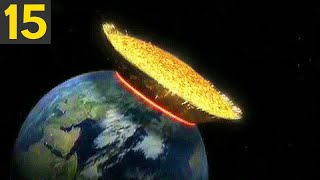 TOP 15 BIGGEST Asteroid Impacts in History