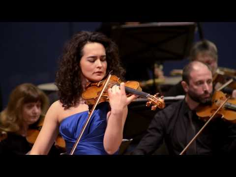 Bruch Scottish Fantasy - Alena Baeva, violin, Noam Zur, conductor, Israel Camerata, LIVE