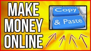 Let me show you this simple way to make money online with copy and paste. i will even step by how it work. $200 - $500 per ...
