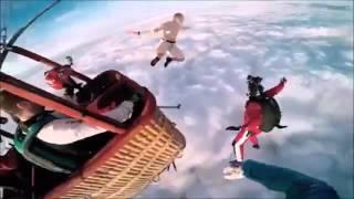 4000 metreden paraşütsüz atlayan çılgın adam