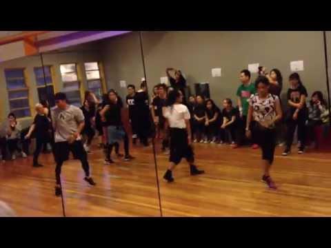 Trey Songz - Serve it Up I Andrew Dowton I Choreography