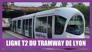 Tramway de Lyon - Ligne T2 | Perrache / Saint-Priest Bel Air