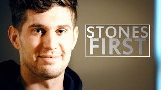 What's it like training with Pep Guardiola for the FIRST time? | John Stones | FIRST