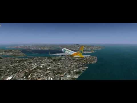PacSim Manila to Xiamen (P3D) (Ultra HD)