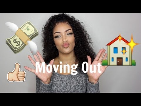 Dymond Talks: Moving Out At 18 TIPS!