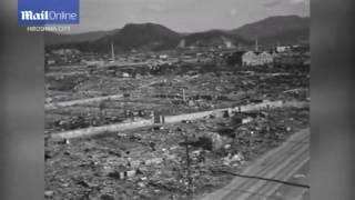 تقرير سوفييتي خاص :تصوير الآثار الناجمة عن القنبلة النوويه الأمريكية على هيروشيما وناجازاكي اليابان