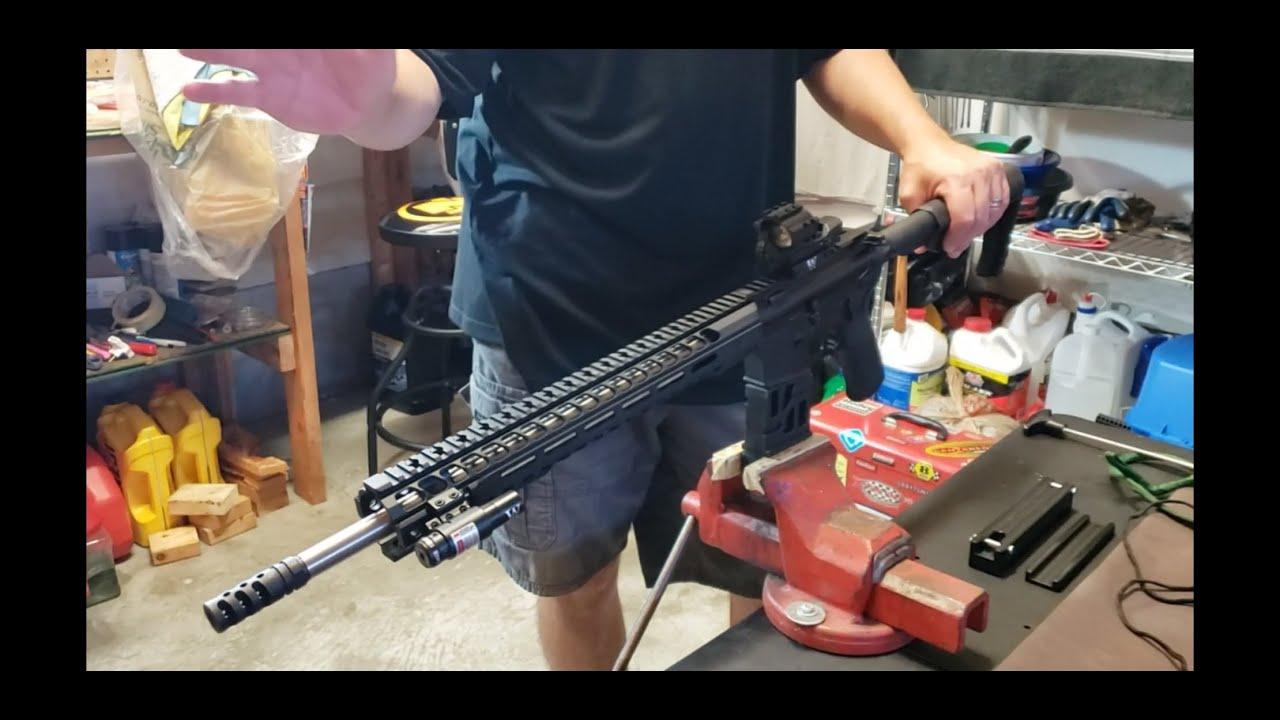 Limpeza, Manutenção e Ferramentas para o  AR-15 e T4  ( Parte 1 )