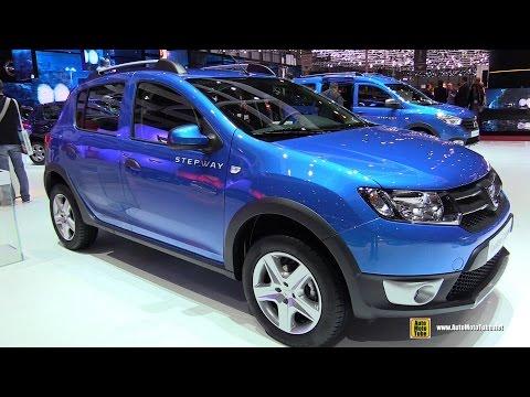 2015-dacia-sandero-stepway-laureate-dci-90-diesel---walkaround---2015-geneva-motor-show