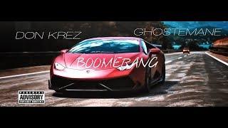 Don Krez, Ghostemane - Boomerang (VIDEO 2018)