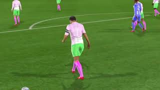 Real Madrid vs Porto Elite cup final Dream League Soccer 2018 Android Gameplay #110