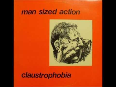Man Sized Action - Claustrophobia (1983) FULL ALBUM