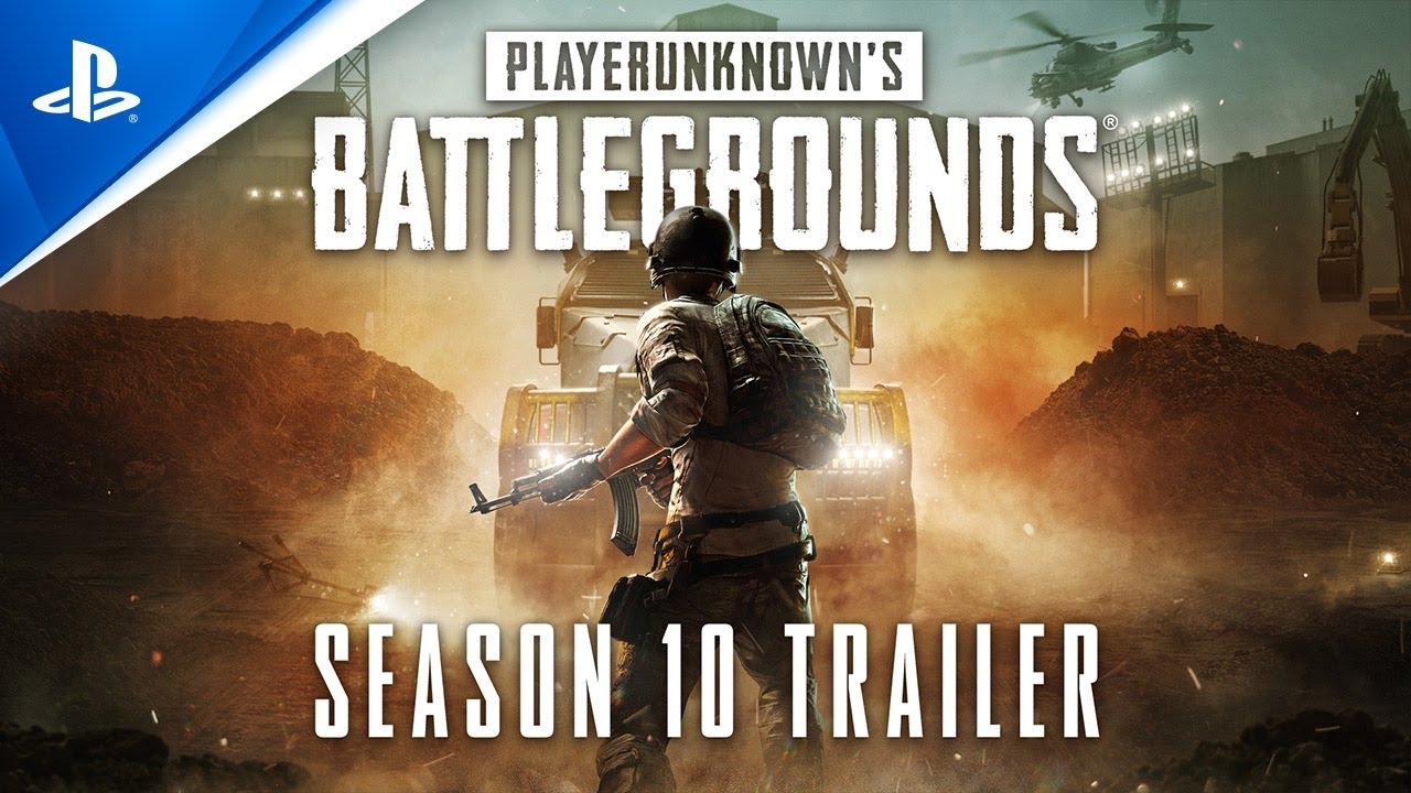 PlayerUnknown's Battlegrounds - Season 10 New DLC Gameplay Trailer