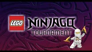 LEGO® Ninjago Tournament - White Ninja Zane Range Attack