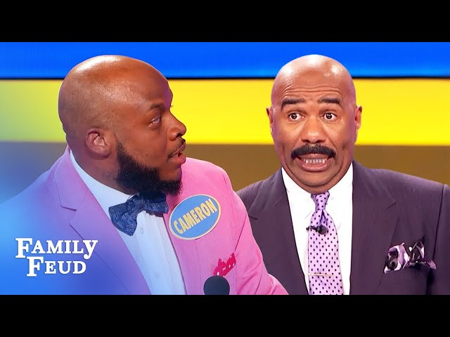 Choose this wisely! | Family Feud