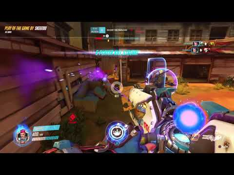 Zarya: Take matters into your own hands