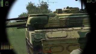 ArmA 2 ACE/ACRE TVT Desert Storm Gruppe W