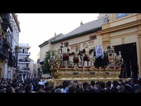 Salida Hermandad de la Amargura - Semana Santa de Sevilla 2015