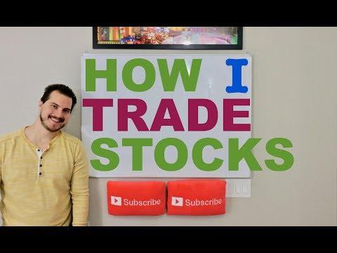 How I Trade Stocks