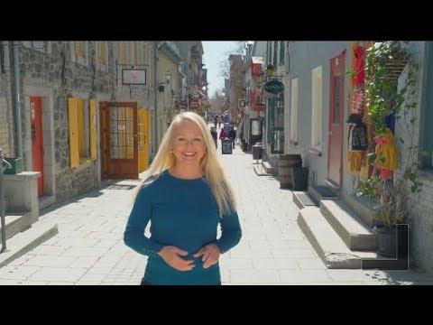 Secrets Of Curious Québec City,  Québec Canada !