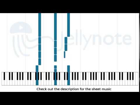Cough Syrup Young The Giant Piano Sheet Music Youtube