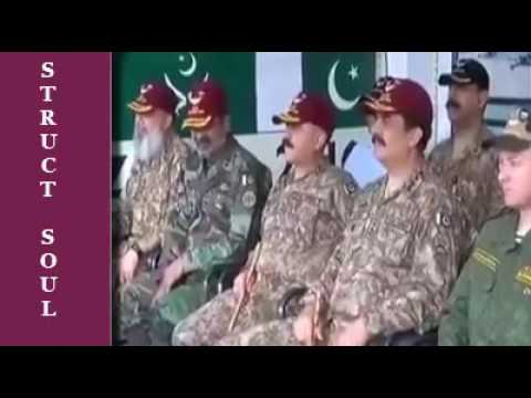 RUssia Forces In PAk