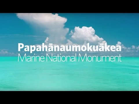 Hawaii's Papahānaumokuākea Marine National Monument: History in the Making