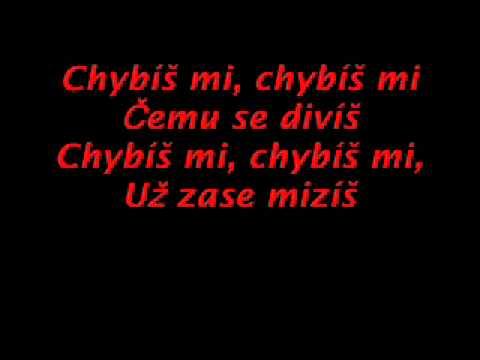 Tomáš Klus - Chybíš mi.wmv