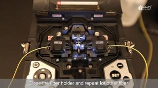 INNO Instrument Fusion Splicer View3_Operation Instructions