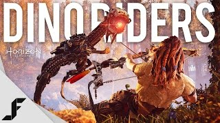 DINO RIDERS  - Horizon Zero Dawn (60 Minutes with)