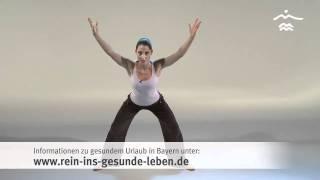 Johanna Fellners Top 10 Rückenübungen - 1. Ballheber