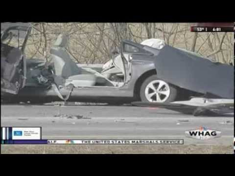 Frederick County, Md. Crash Kills Two People and Injures Four Others # Cars Crash Miscellany